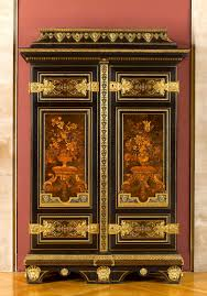 andré charles boulle armoire louvre louis xiv furniture