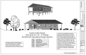 cabin design plans 25 x 40 one room cabin plans free house plan reviews