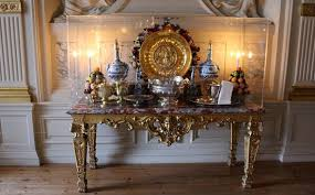 Royal Dining Room by Just Some Of The Stuff In The Royal Dining Room Picture Of