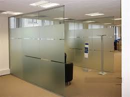 Glass Dividers Interior Design by Hr Glass And Mirror Glass Partition