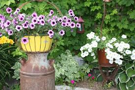 rustic flower garden ideas inspiration interior designs