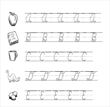 11 cursive writing templates u2013 free samples example format