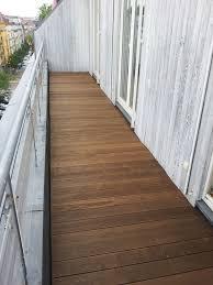 holzdielen balkon deryckere handwerk berlin deryckere handwerk holz