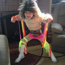 Ultimate Warrior Halloween Costume Halloween Costume Contest Observer Reporter