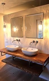 waschbecken untertisch die 25 besten waschtisch holz ideen auf pinterest waschtisch