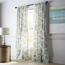 window treatments beautiful grey and turquoise curtains turquoise