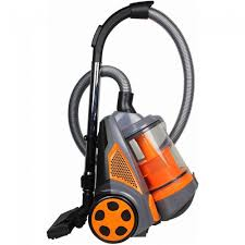 Ovente Cyclonic Bagless Canister Vacuum Cleaner St2620o The Home