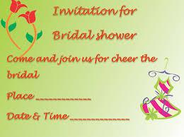 words for bridal shower invitation bridal shower invitation template microsoft word templates
