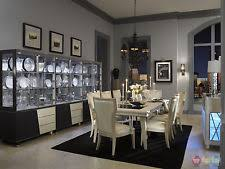 Michael Amini Dining Room Furniture Aico Wooden Dining Furniture Sets Ebay