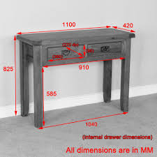 standard sofa table height console tables fabulous remarkable standard console table height