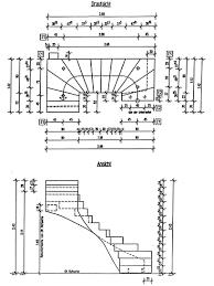 halbgewendelte treppe konstruieren treppenhaus technische zeichnung loopele