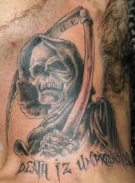 28 tattoos of death 99 breathtaking angel tattoos with