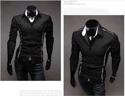 sale mens luxury casual slim fit stylish dress shirts mens