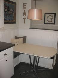 kitchen nook table revamp creatively living blog