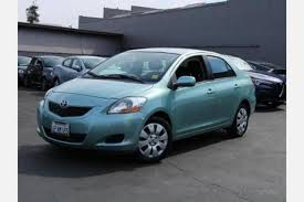 used toyota yaris for sale in san francisco ca edmunds