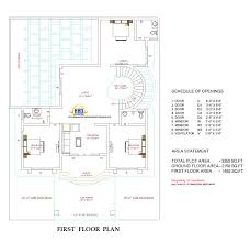 Wide House Plans by 3350 Sq Ft Beautiful Double Story House With Plan Kerala Home