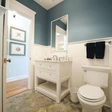 Wainscoting Small Bathroom by 125 Best Bathrooms Images On Pinterest Bathroom Ideas Bathroom