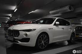 suv maserati black maserati levante s 15 september 2017 autogespot