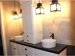 bathrooms design vintage bathroom light fixtures lights at home