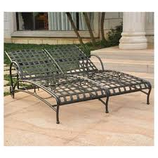 Chaise Lounge Double Outdoor Double Chaise Lounge Target