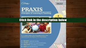 read online praxis principles of learning and teaching k 6 study