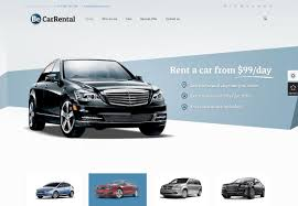 si e auto r lementation 15 mobile car rental themes 2018 colorlib