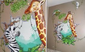 deco murale chambre bebe garcon awesome decoration chambre bebe jungle photos design trends 2017