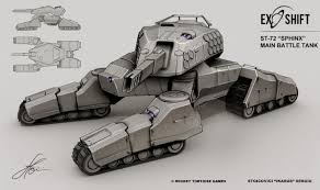modern military vehicles concept tanks