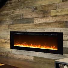 Electric Wallmount Fireplace Gibson Living Sydney Crystal Wall Mount Electric Fireplace