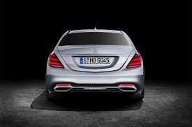 mercedes c class vs s class 2018 mercedes s class look review motor trend