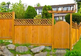 Fence Landscaping Ideas Corner Fence Landscaping Ideas Peiranos Fences Choosing The