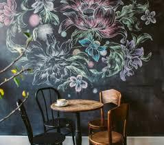 ardoise murale cuisine 68 idées créatives avec l ardoise murale archzine fr chalkboards