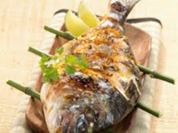 cuisiner une daurade daurade au citron confit facile recette sur cuisine actuelle