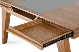 Modern Walnut Desk Domus Soria Modern Walnut Desk Desks Office