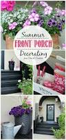Spring Decorating Ideas For Your Front Door Best 20 Summer Front Porches Ideas On Pinterest Cottage Front
