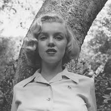 rare photos of marilyn monroe hiking in the woods before she was