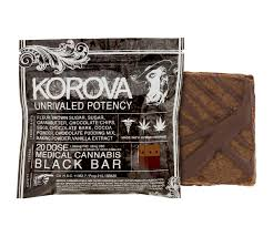cannabis edibles delivery korova black bar 1 000mg thc experts only speed
