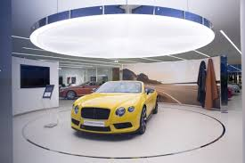 bentley crewe bentley motors new dealership corporate identity pictures