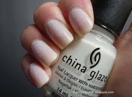 i relish nail polish china glaze moonlight