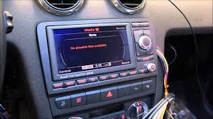 rns e audi audi rns e led 2011 bluetooth mdi