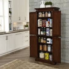 real wood kitchen pantry cabinet gracewood hollow ruddick cherry kitchen pantry