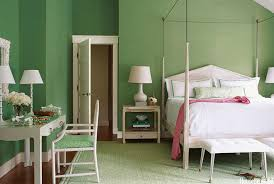 what is the best color for a bedroom at home interior designing