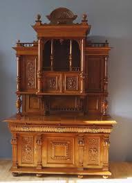 Ebay Chippendale Schlafzimmer Weiss Deutsches Gründerzeit Buffet Nussbaum Restauriert Um 1880 In
