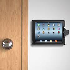 Ipad In Wall Mount Docking Station Ipad Enclosures U0026 Locks Security Products Kensington