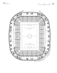 Cape Town Stadium Floor Plan by 52438c11e8e44e67bf0000ef Willmote Allianz Rivera Wilmotte Associ S