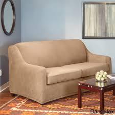 how to make a sofa slipcover living room piece t cushion sofa slipcover slipcovers blue sure