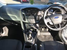 ford focus titanium 5dr hatch 1 5tdci manual 2015 15