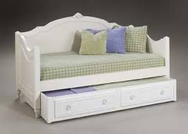 White Trundle Daybed Legacy Classic Enchantment Daybed With Trundle 888 4923 485