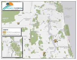 Map Of North Florida by North Florida Land Trust Had A Historic Year By Tripling The Land