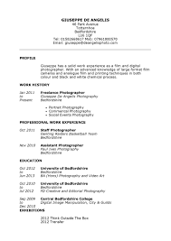 What To Have On Your Resume What To Have On A Resume Template